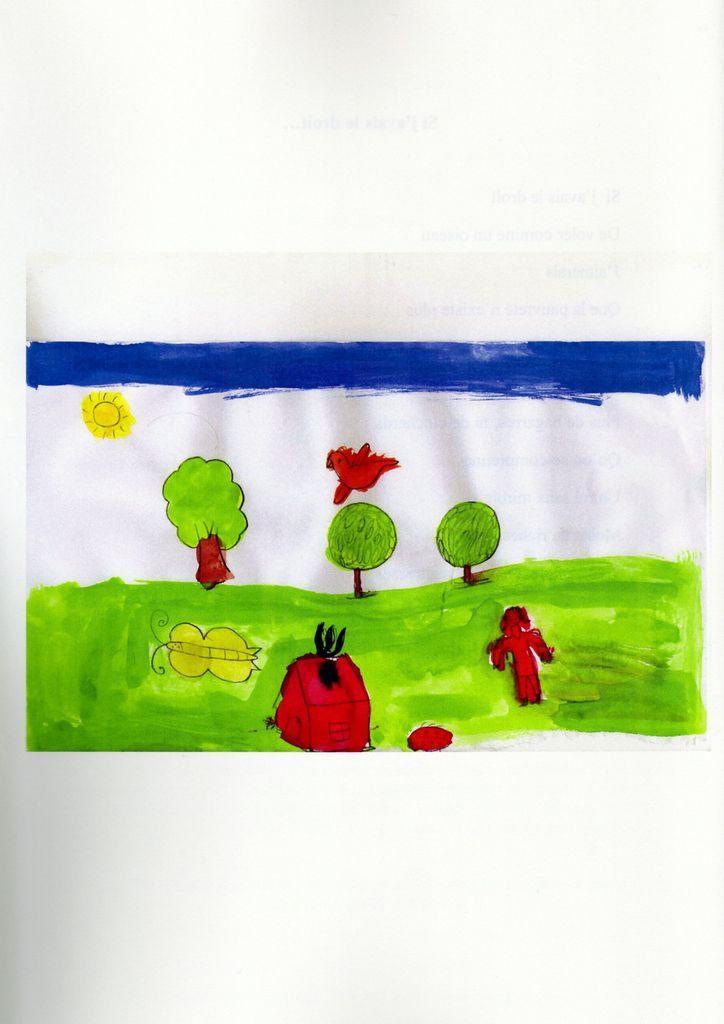 Livre &quot&#x3B;LES DROITS DE L'ENFANT ET LES MOTS&quot&#x3B; 2011