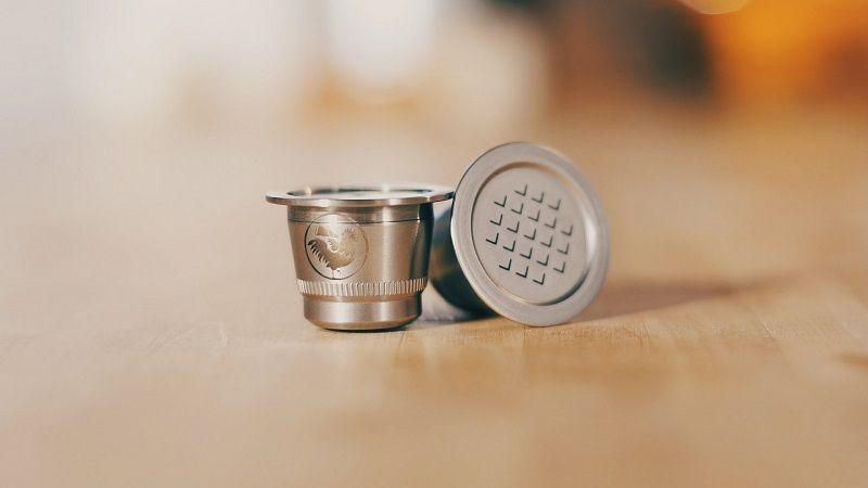 WayCap: une capsule de café rechargeable à l'infini