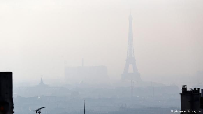 La pollution de l'air fait près de 50 000 morts par an en France
