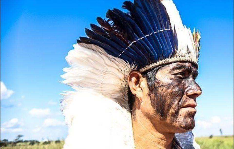 «Le soja qui nous prive de nos terres sert à nourrir vos bœufs», explique un Indien du Brésil