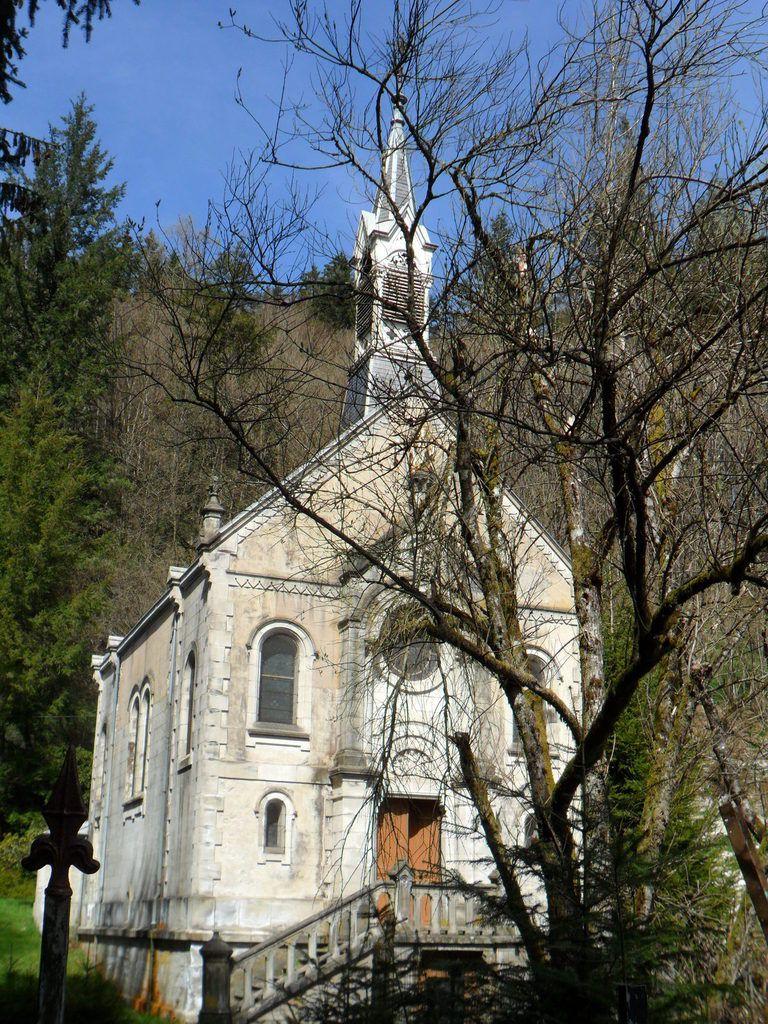 Une chapelle ch re mon coeur le jardin de roselyne for L effroyable jardin