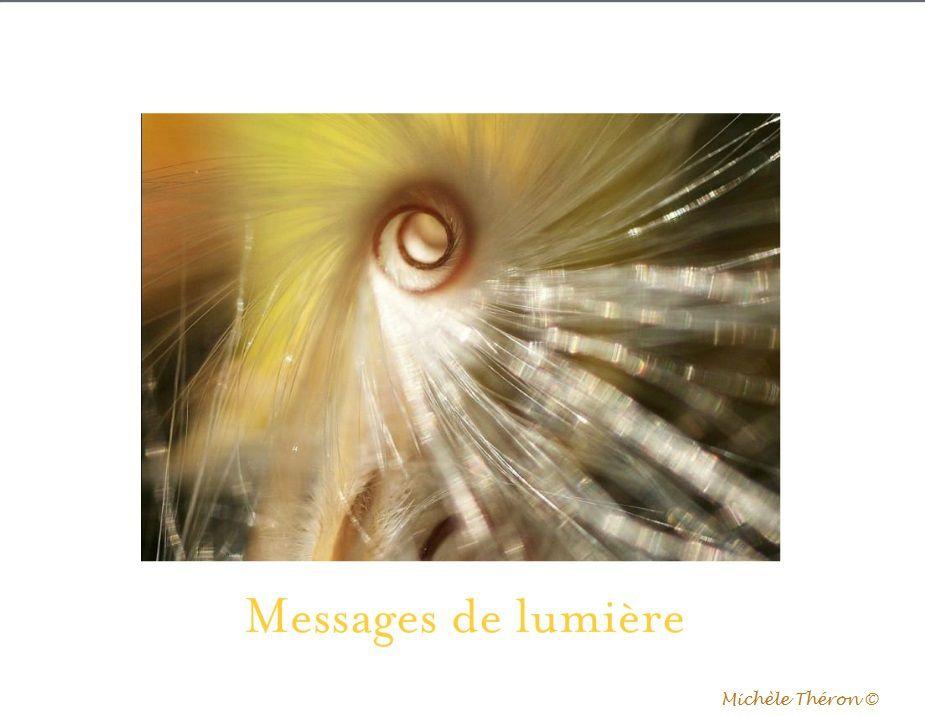 Messages de lumière