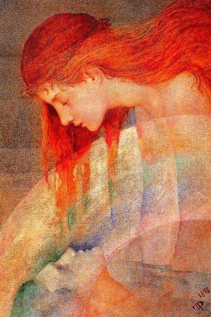 Illustration Phoebe Anne Traquair