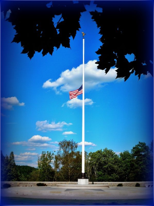 September 11 at Epinal American Cemetery and Memorial
