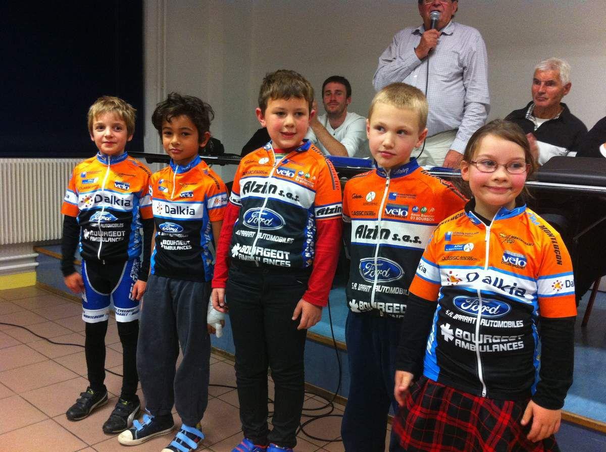 Dernière assemblée générale de l'ECMM avant de redevenir le Vélo Sport Montluçonnais