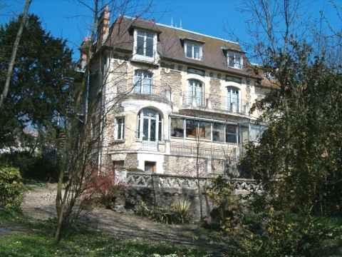 La Beuvronnette où vécut Pascal Greppe qui fut notaire à Claye-Souilly