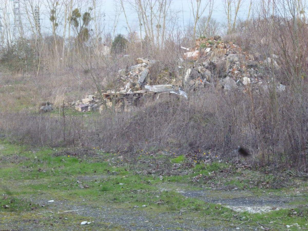 Annet sur Marne : décharge illégale dans le périmètre de protection rapproché du captage d'eau