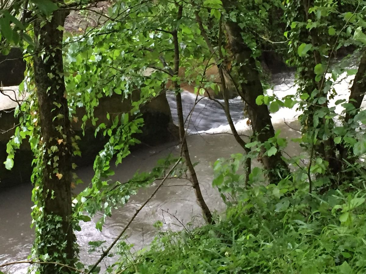 Claye-Souilly: risque d'inondations, les riverains anxieux !