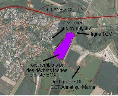 future piste BMX en violet