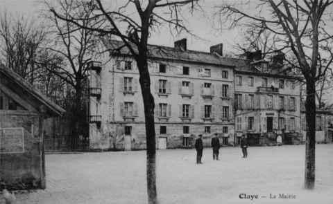 Histoire Claye-Souilly : Philippe Delabarre député maire