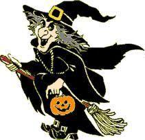 Halloween: Domi est en Maison de Retraite ...