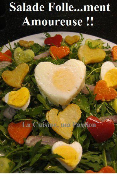 ♥♥ Saint Valentin: Idée Menu et Recettes en Coeur ♥♥