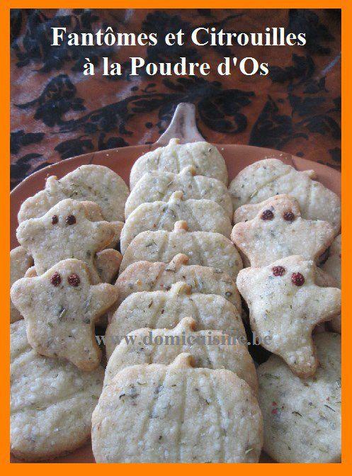 Halloween: Fantômes et Citrouilles à la Poudre d'Os ...