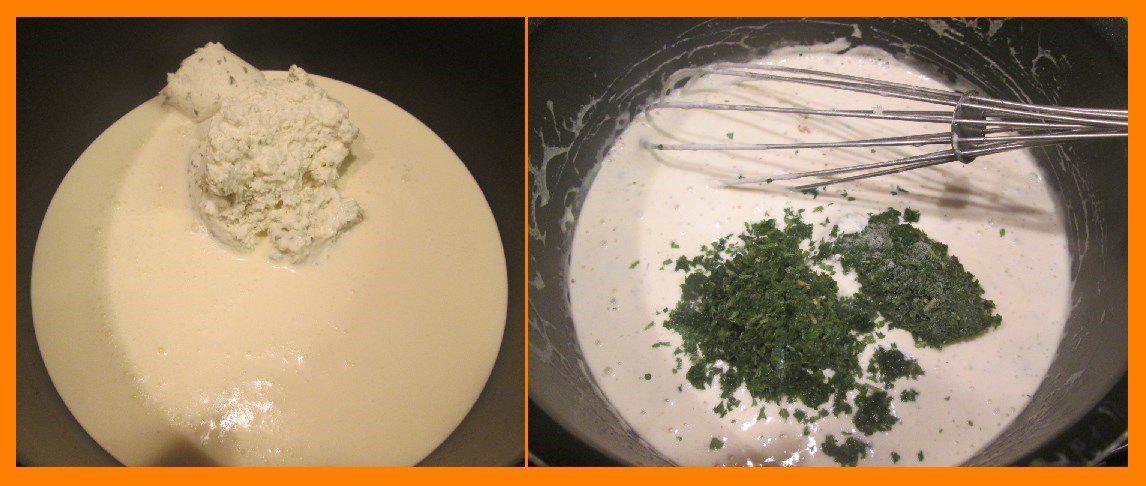 Halloween: Salade de Vers à la Chair Fraîche et Coccinelles Grillées, Sauce Vomito ...