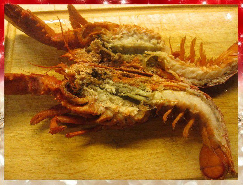 Cuisine de Fête: Homard au Beurre à l'Ail ...