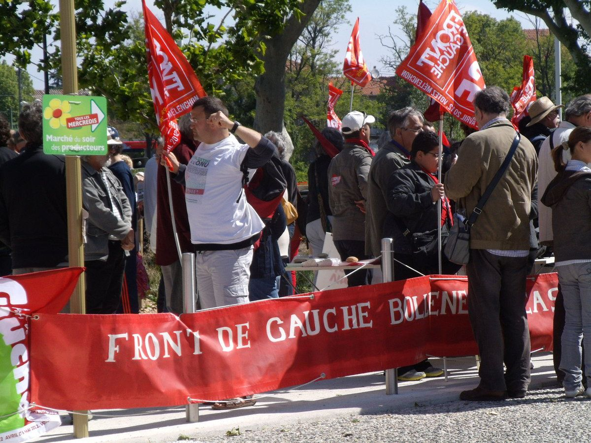 Marche pour la 6ème - Bollène