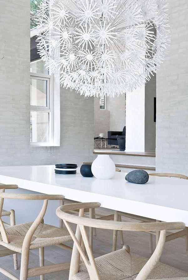 La maison blanche de Copenhague