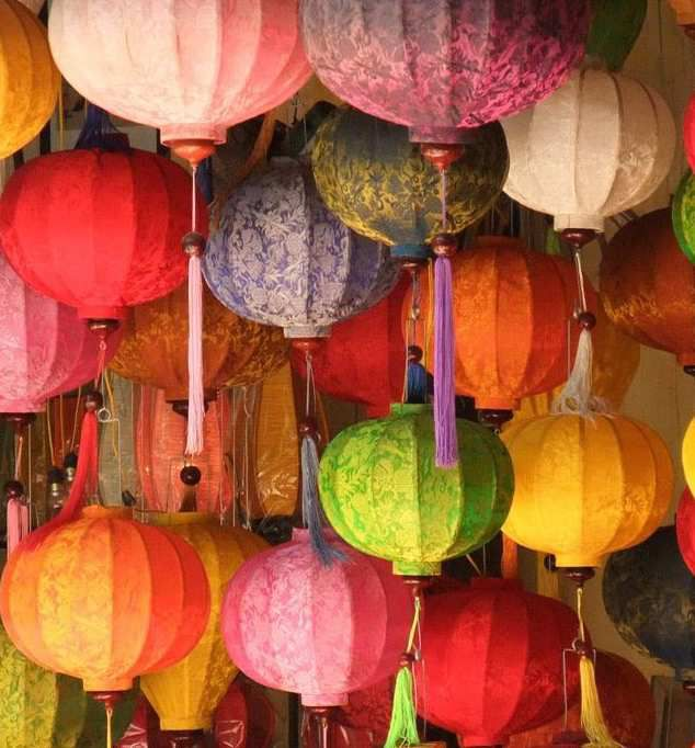 Lumières chinoises