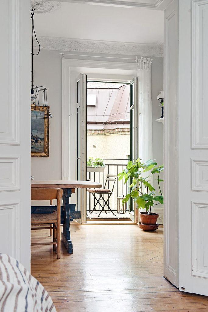 Un intérieur suédois