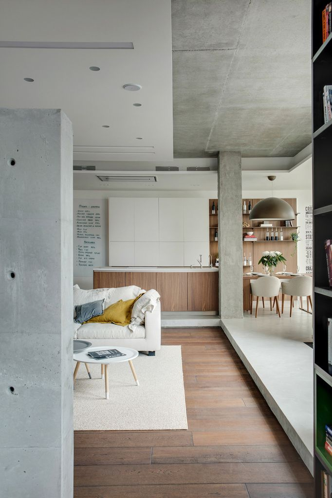 Un loft confortable
