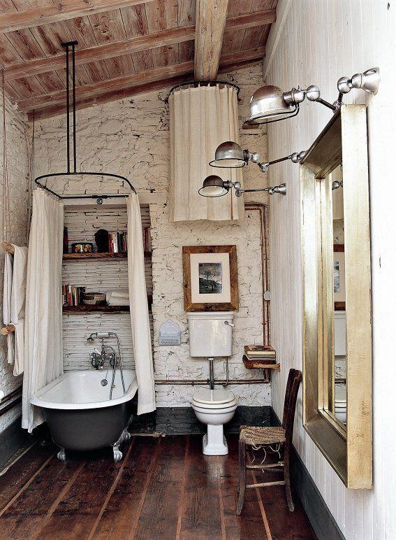 3 styles pour les toilettes