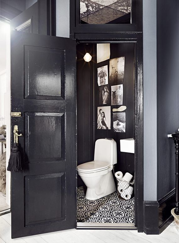 3 styles pour les toilettes a part a. Black Bedroom Furniture Sets. Home Design Ideas