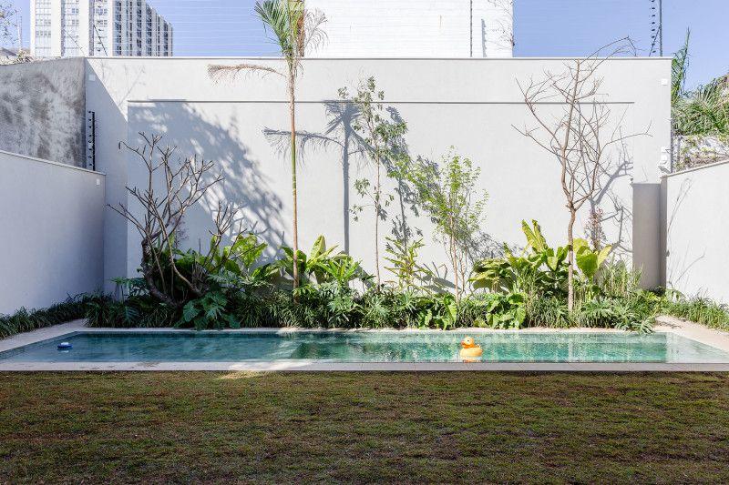 Maison de ville contemporaine par Felipe Hess