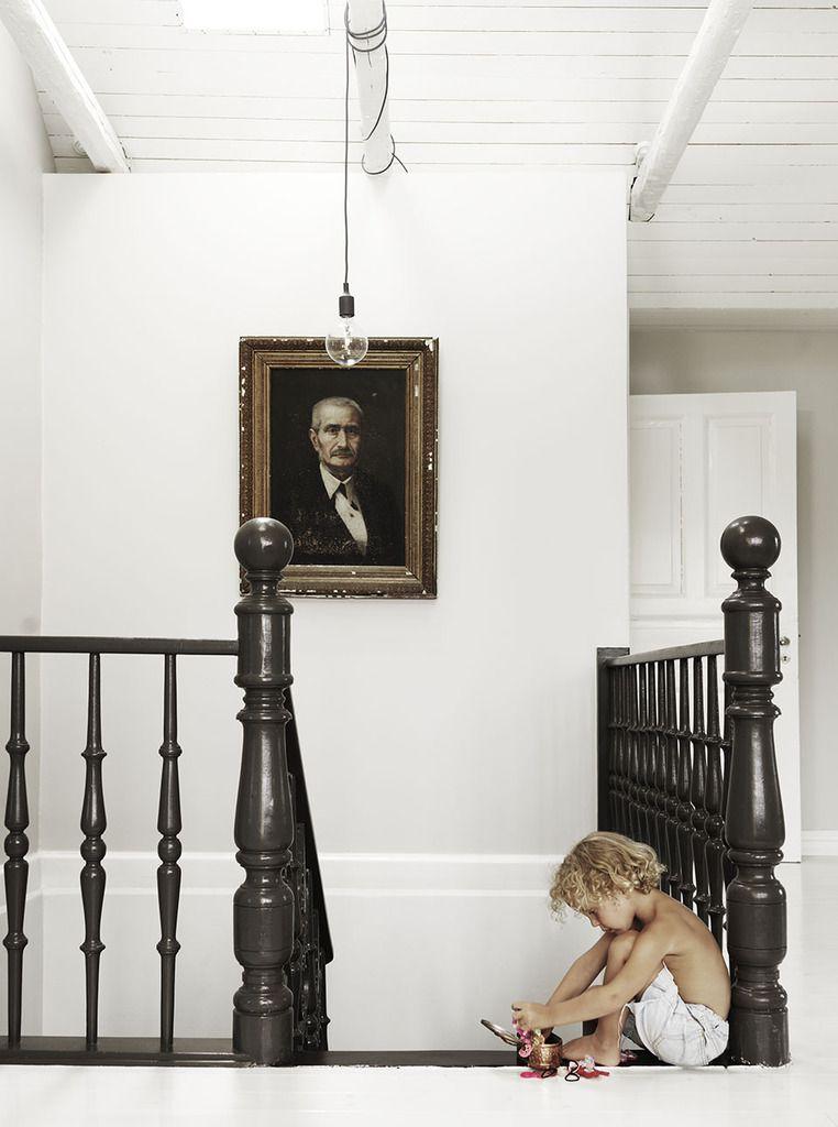 Douceur de vivre dans une maison suédoise