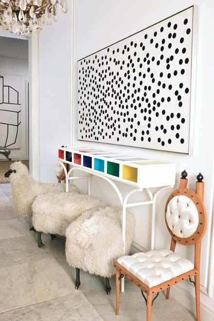*Home Challenge* une histoire de moutons