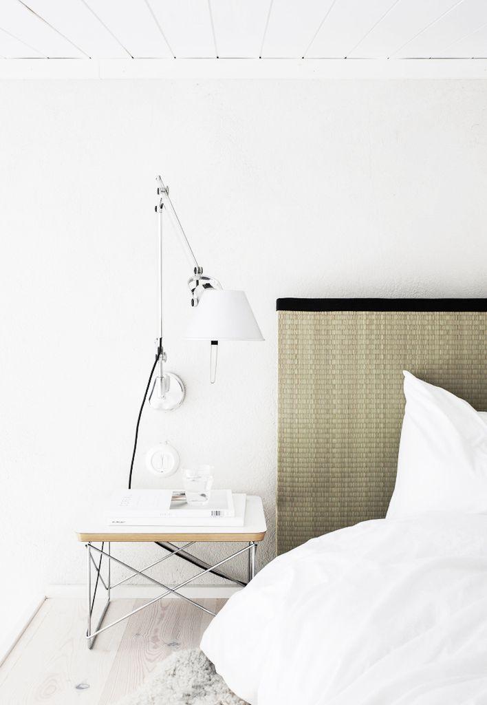 Une maison d'hôte en blanc pour se reposer