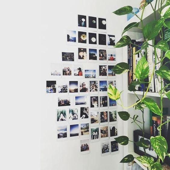 utiliser ses photos personnelles en décoration - a part ça