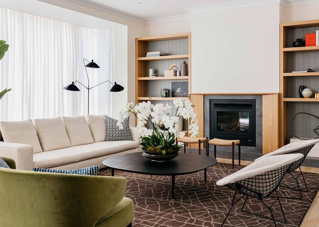 Une maison au luxe discret à Sydney