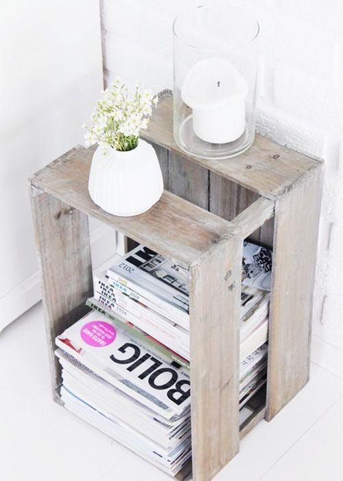 la tendance du bois recycl a part a. Black Bedroom Furniture Sets. Home Design Ideas