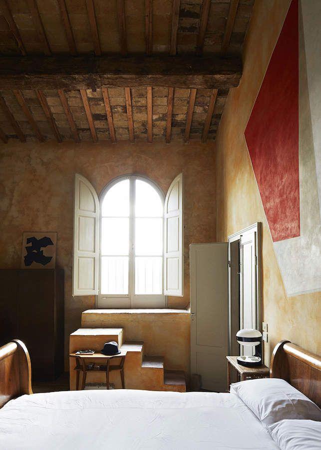 La résidence de Roberto Baciocchi