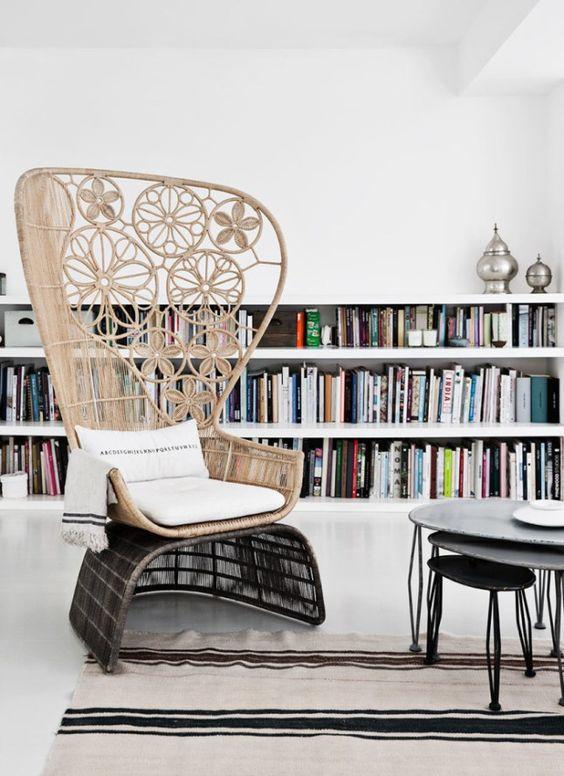 le fauteuil emmanuelle a part a. Black Bedroom Furniture Sets. Home Design Ideas