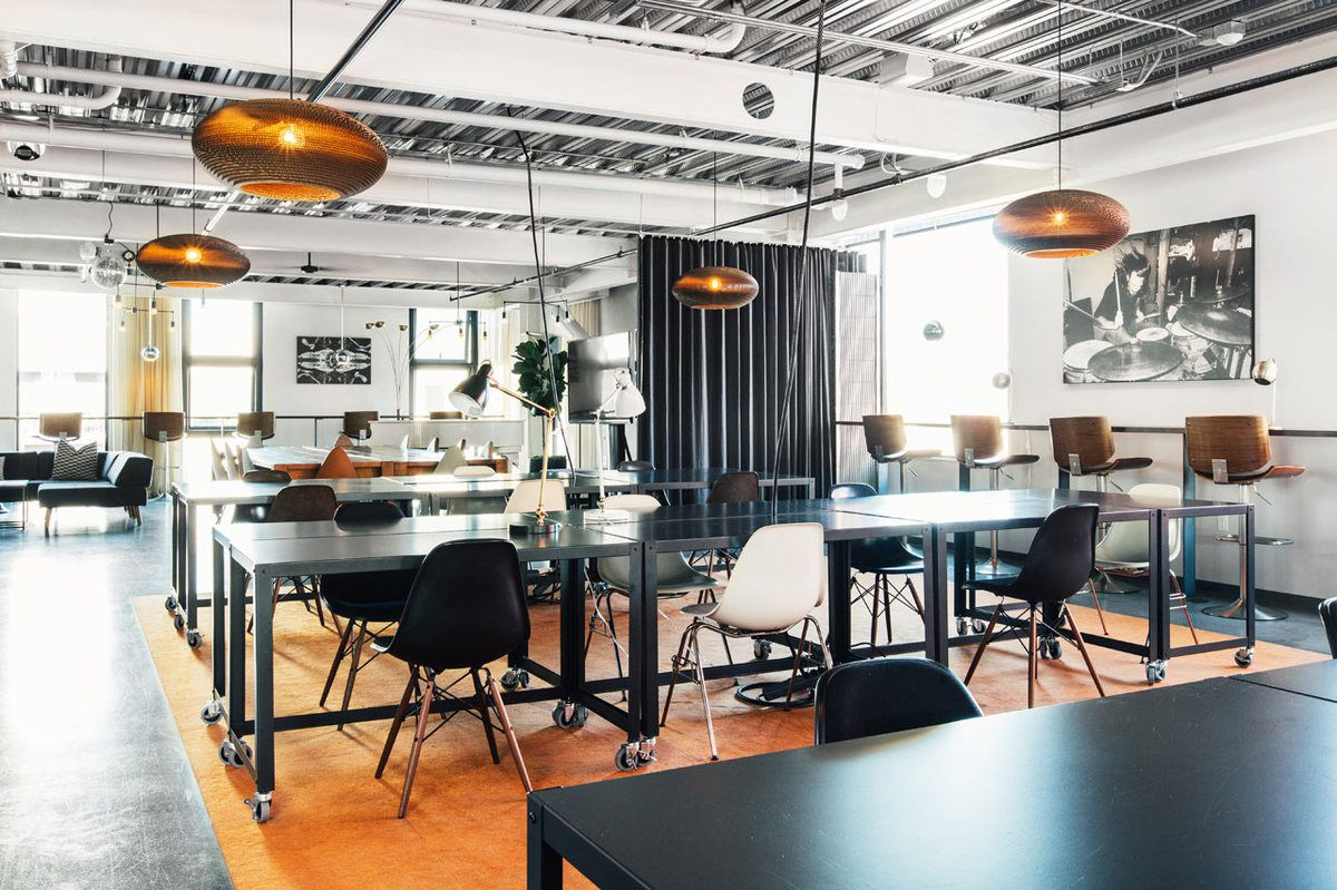 Cloud Room, un espace de coworking à Seattle