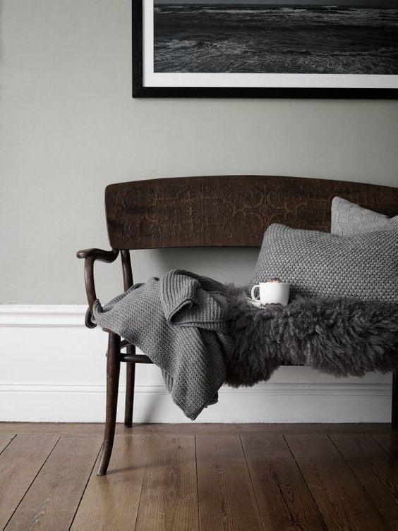   Match Déco   fourrure ou plaid en laine