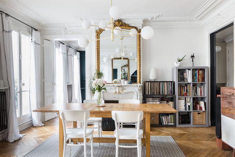L\'aménagement réussi d\'en appartement en enfilade - A part ...