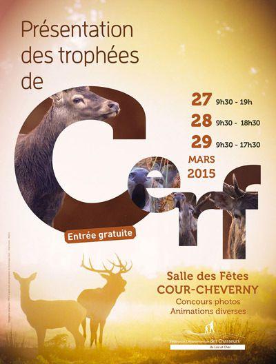 Exposition Trophée de Cerf 2015