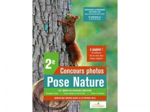 "Second Concours photos ""Pose Nature"""