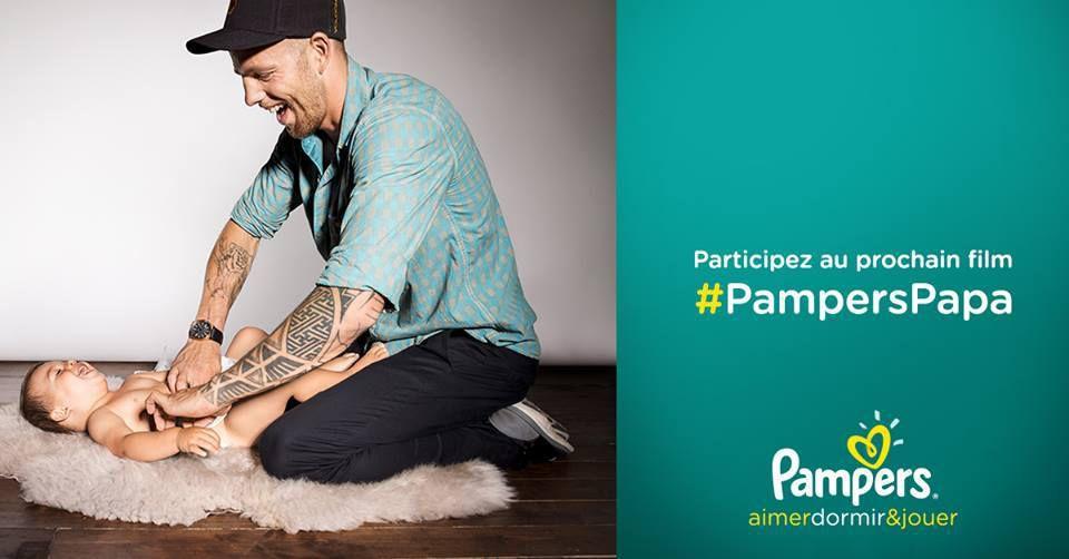 Hors Série : Pampers donne la parole aux Papas !