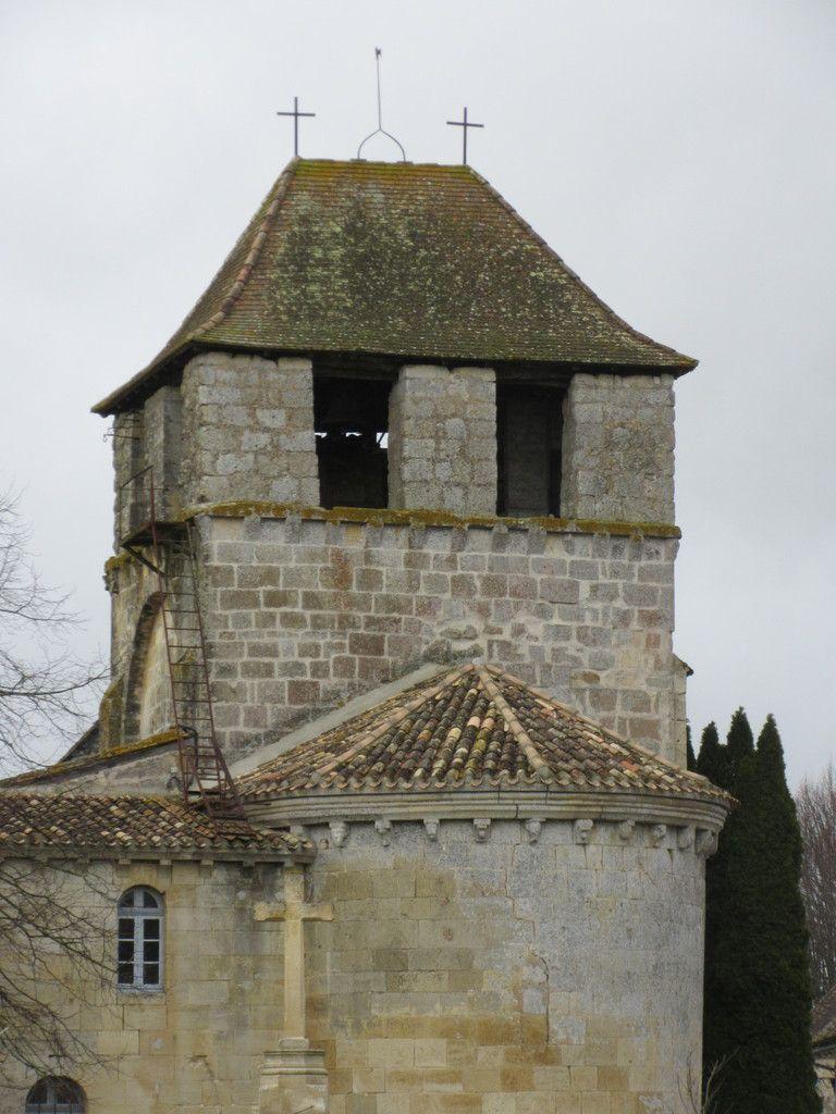 St Michel de Montaigne /Castillon la Bataille