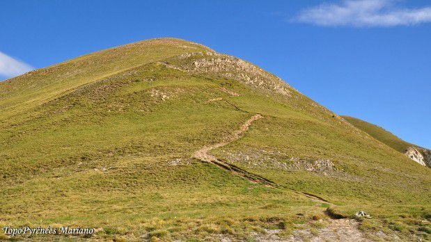 Pic Casamanya (2740m)