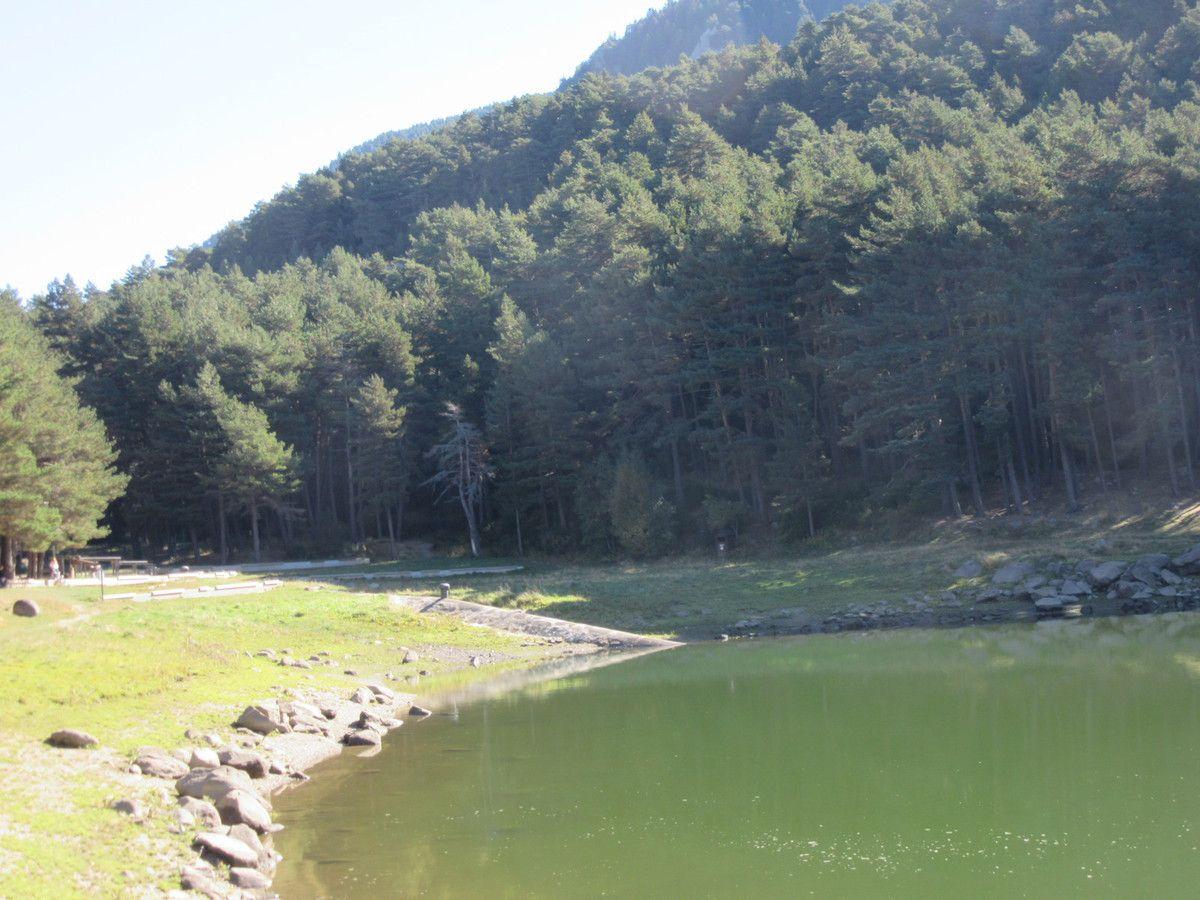 lac d'Engolaster