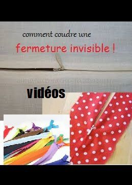 Trouvaille : video fermeture invisible par ... !