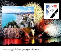 ... pour les Enfants, les familles, les personnes présentes et Nice !