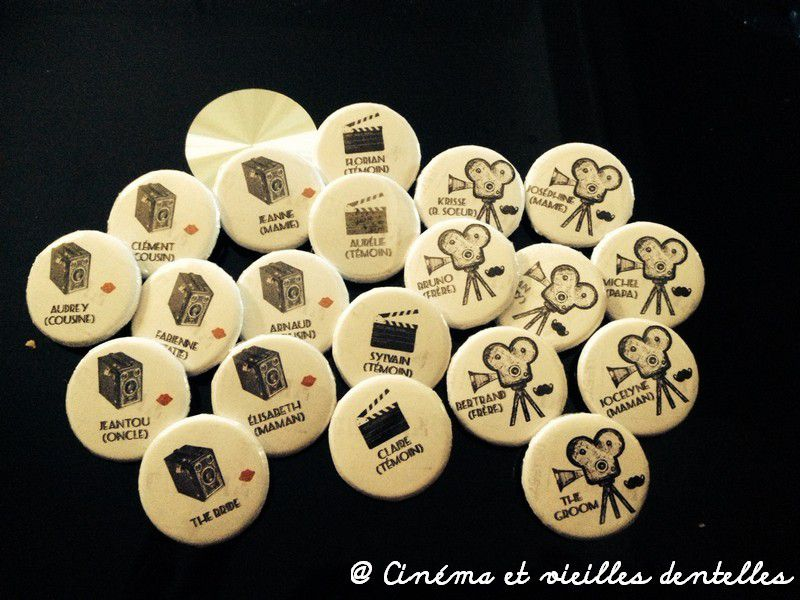 Des badges pour des habits High School Musical | melty.fr