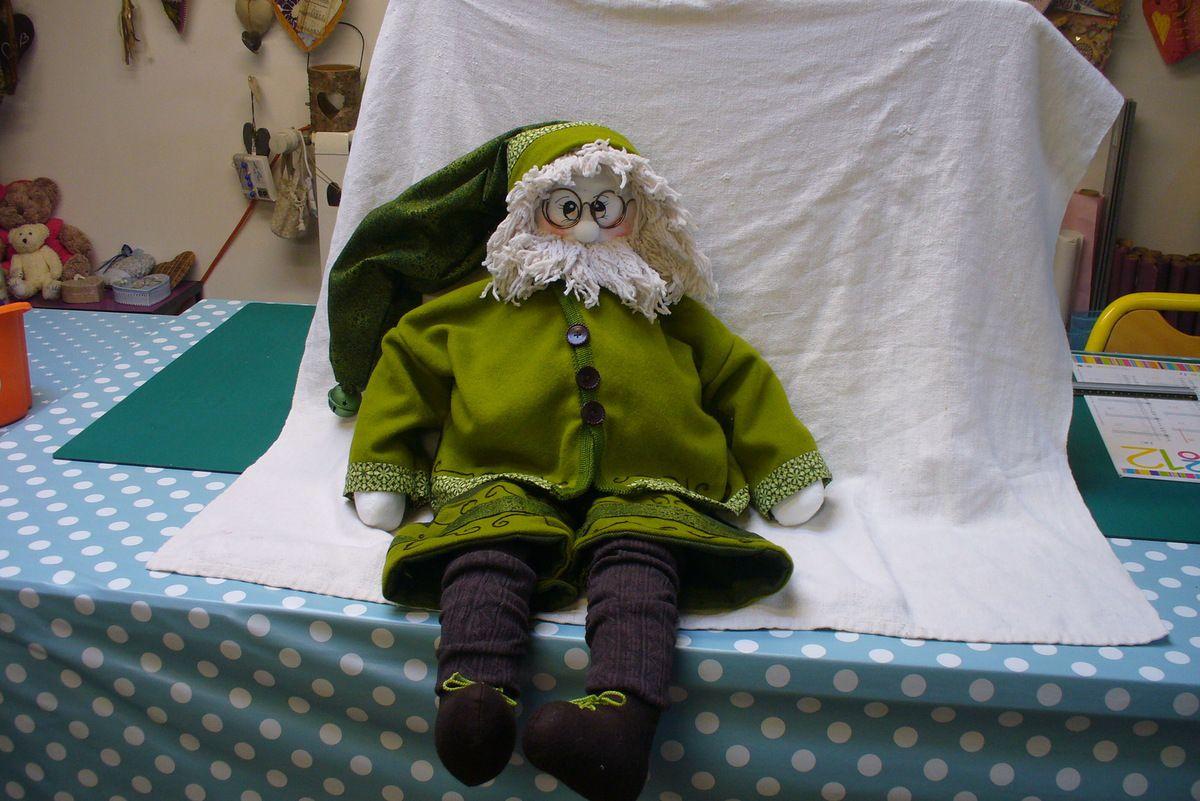 mon gentil père Noël