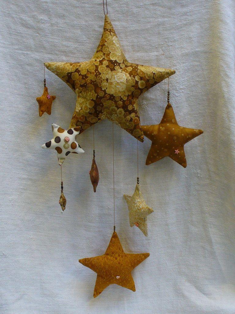un autre mobile étoiles