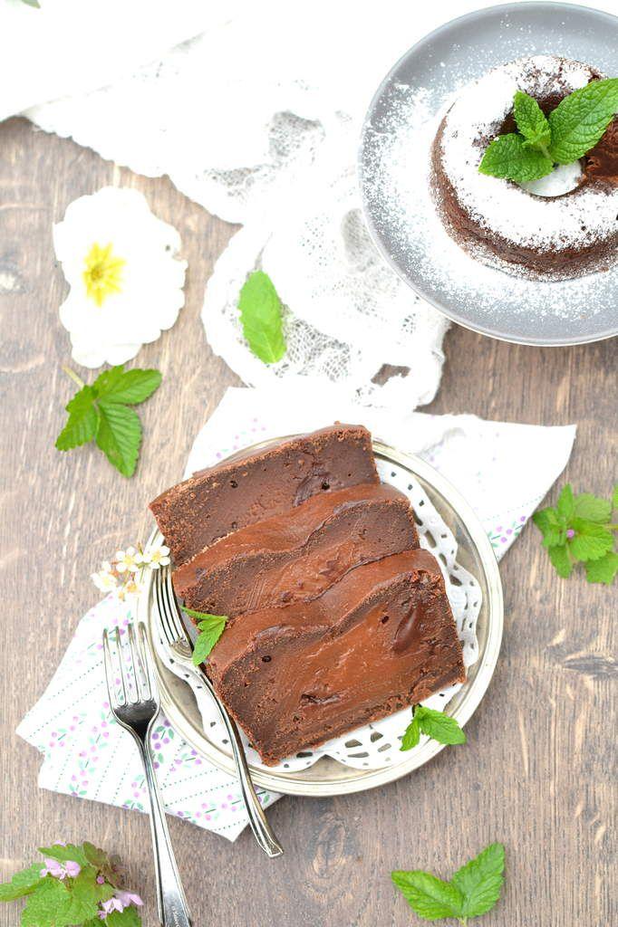 Petits gâteaux chocolat ~ menthe